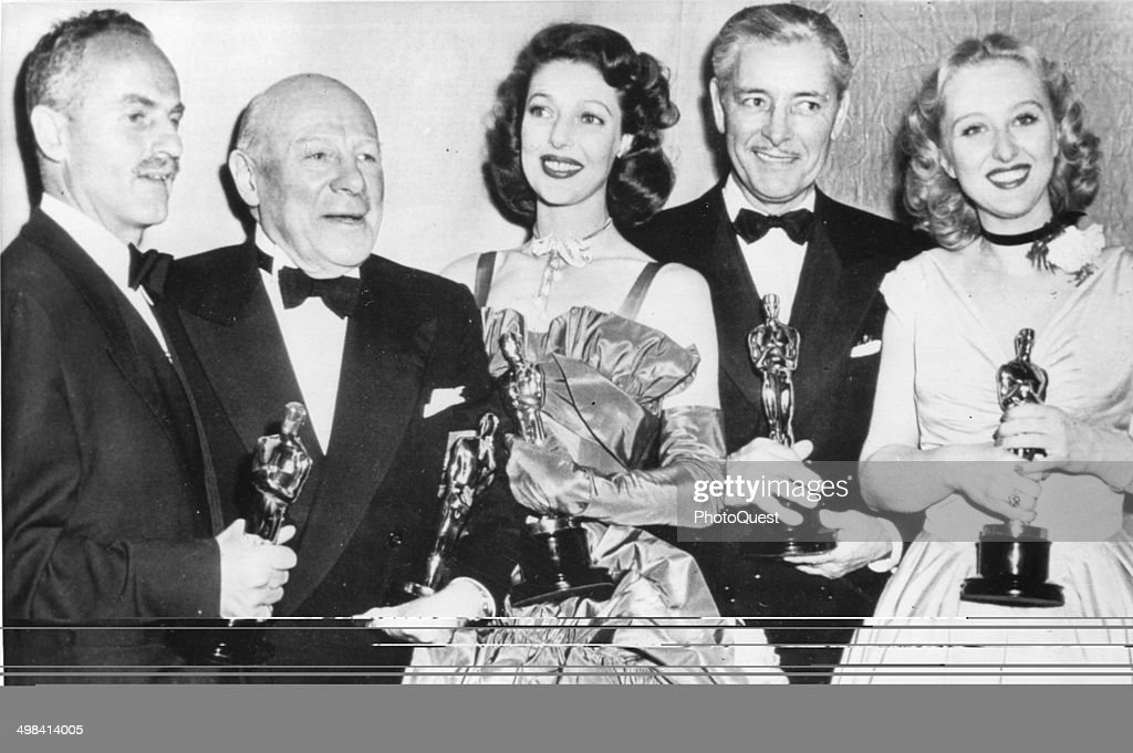 1947 Oscar Winners Pictures Getty Images