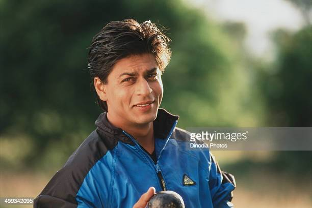 1998 Portrait of Shahrukh Khan