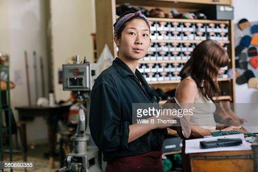 Portrait of Shoemaker Apprentice
