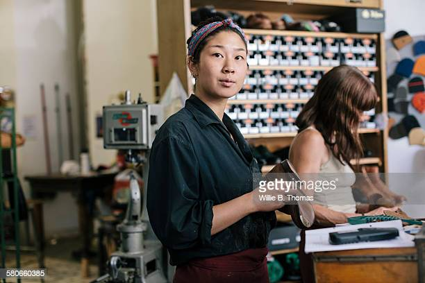 Portrait of Shoemaker Apprentice