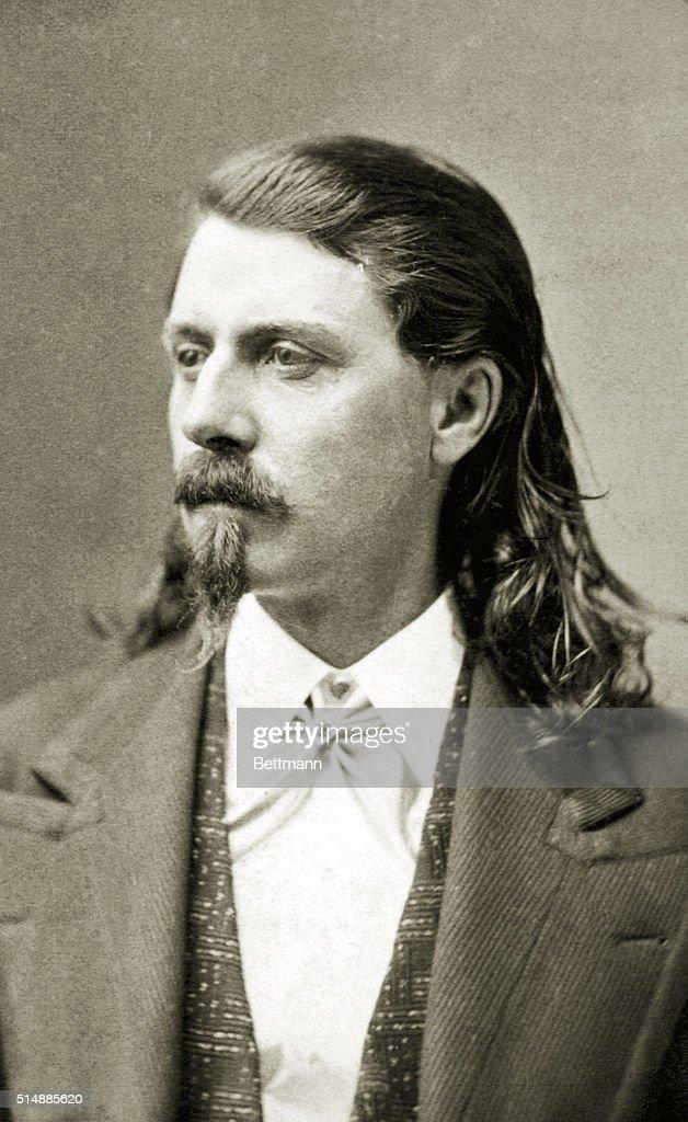 Buffalo Bill Cody : News Photo