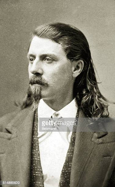Portrait of showman 'Buffalo Bill' Cody Undated photograph