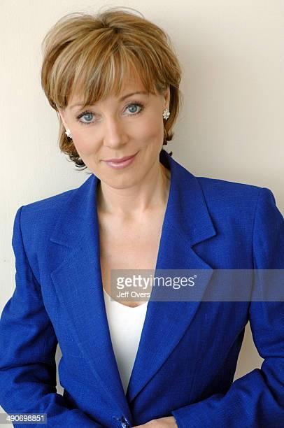 Portrait of Sian Williams presenter / newsreader BBC News