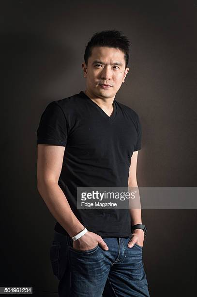 Portrait of Singaporean entrepreneur Min-Liang Tan, co-founder and CEO of gaming hardware company Razer, photographed in London on June 8, 2015.
