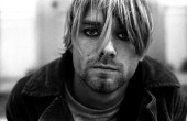 Portrait of singer and guitarst kurt cobain from american grunge band picture id181944775?s=170x170