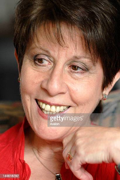 Portrait of singer Helen Shapiro photographed at home in March 2007 Job No 36658 Ref PRN