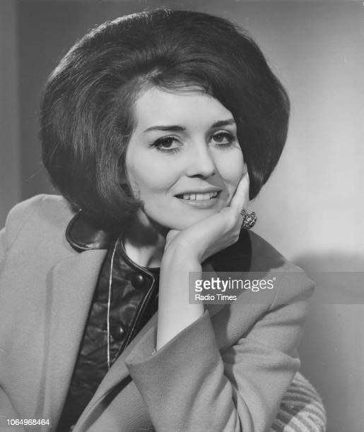 Portrait of singer Julie Rogers October 26th 1964