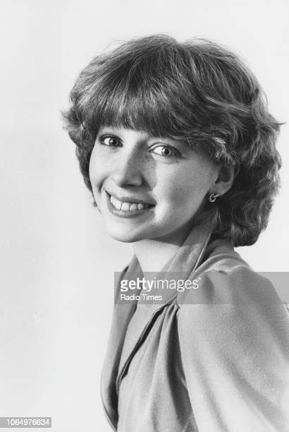Portrait of singer Lena Zavaroni, April 2nd 1980.