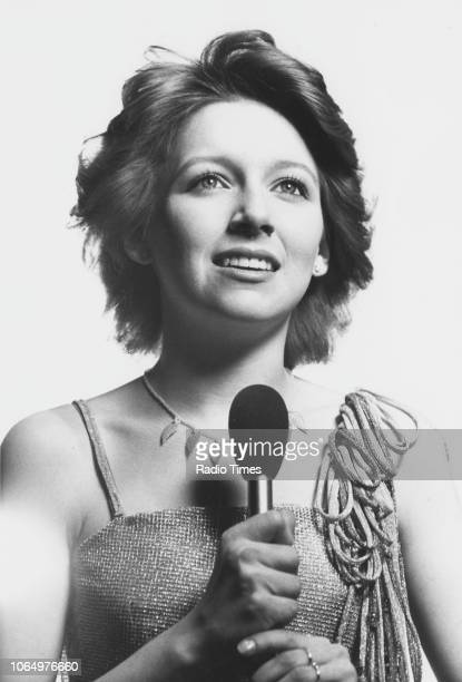 Portrait of singer Lena Zavaroni photographed for Radio Times in connection with her self titled BBC 1 television show February 21st 1981