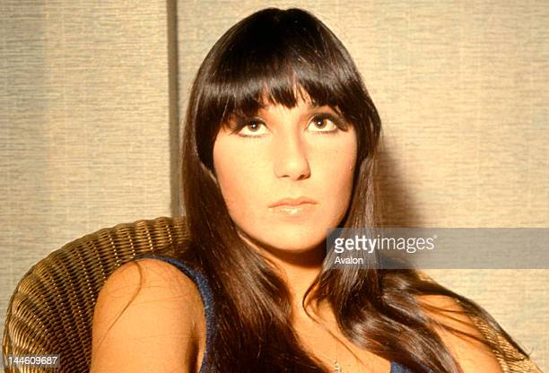 Portrait of Singer/Actress Cher photographed in 1965