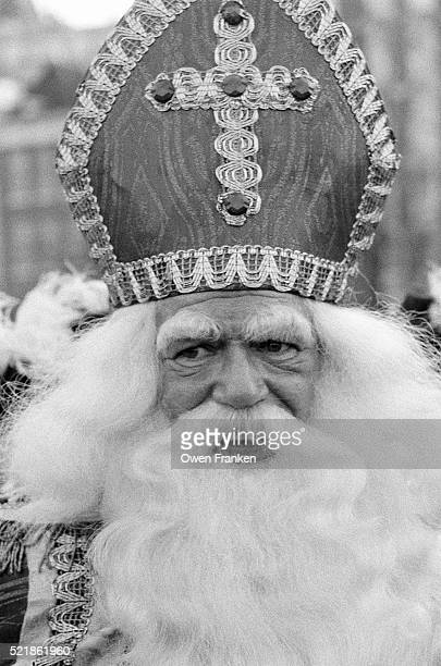 Portrait of Sinterklas