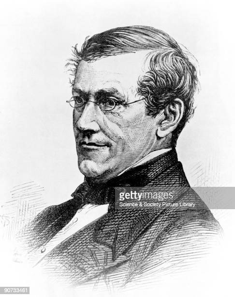Portrait of Sir Charles Wheatstone a pioneer of electric telegraphy In 1837 together with William Fothergill Cooke he patented the fiveneedle...