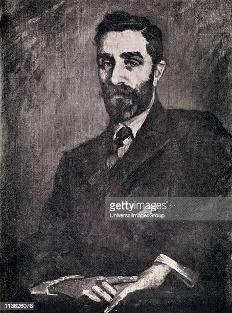 Portrait of Sir Roger Casement 18641916 Irish patriot By Miss Sara Purser