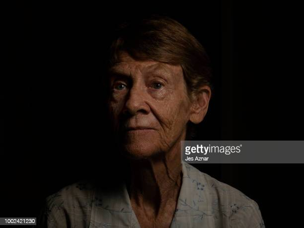 A portrait of Sister Patricia Anne Fox on July 20 2018 in Manila Sister Fox is a Roman Catholic nun and has worked as a missionary helping the poor...
