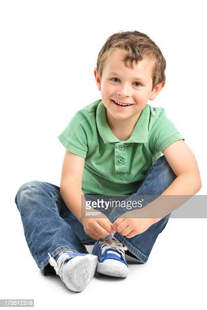 Ritratto di un piccolo ragazzo