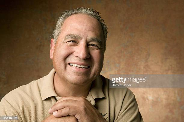 portrait of smiling man - 50 59 years stock pictures, royalty-free photos & images
