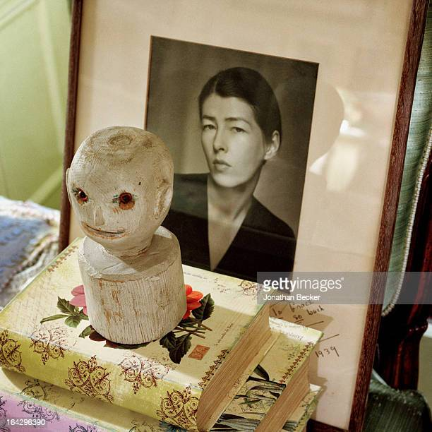 Portrait of socialite and heiress Gloria Vanderbilt's half sister Cathleen Vanderbilt de Arostegui, taken by Nickolas Muray, is photographed for Town...
