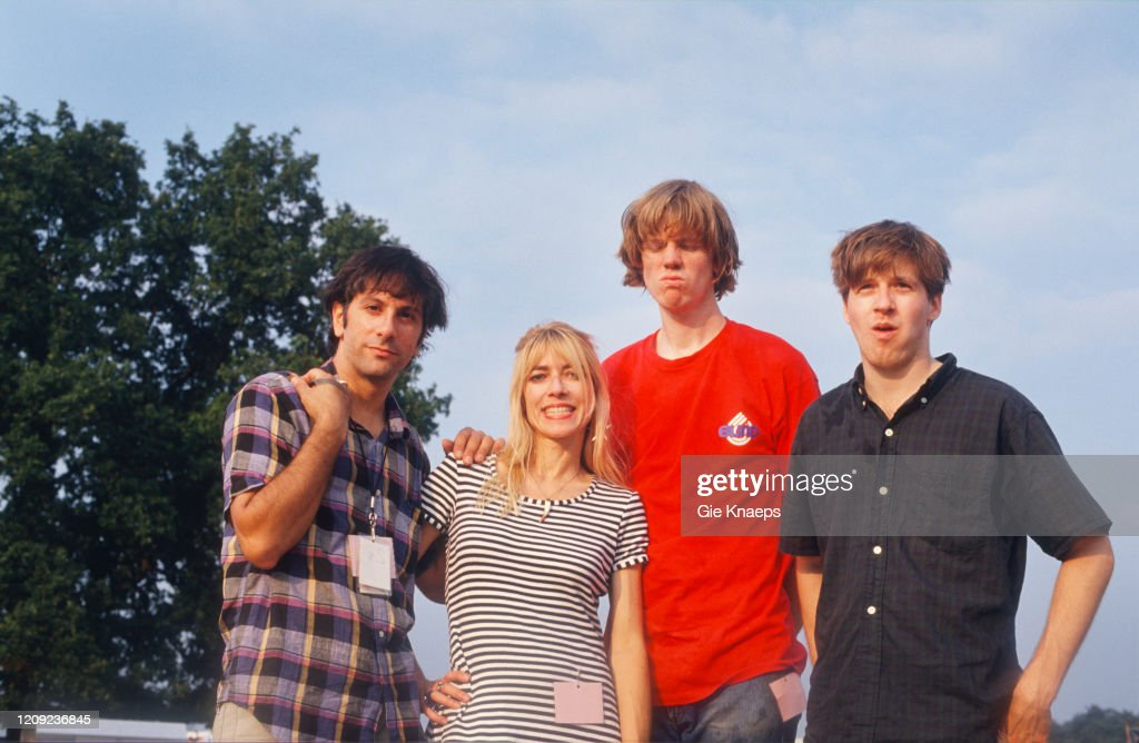 Sonic Youth : News Photo