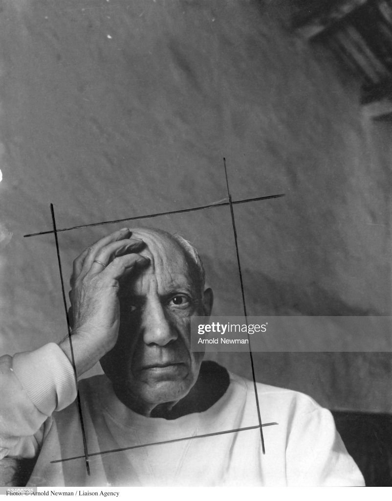 In Focus - Environmental Portraits Of Iconic 20th Century Artists By Arnold Newman