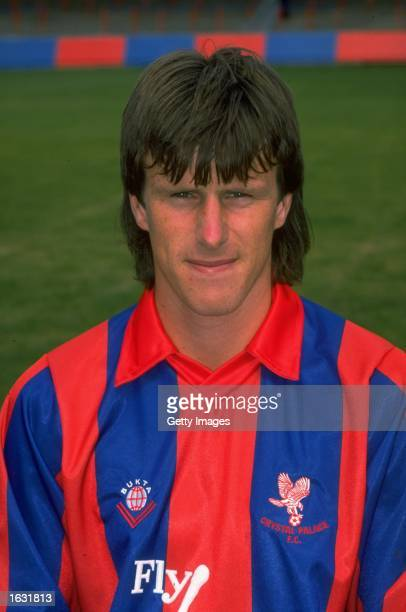 Portrait of Steve Claridge of Crystal Palace during a photocall at Selhurst Park in London Mandatory Credit Allsport UK /Allsport