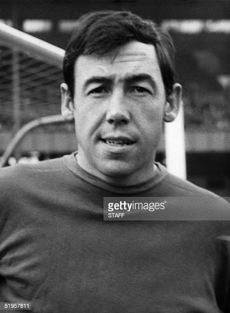 Portrait of Stoke City's goalkeeper Gordon Banks taken 15 December 1969 Banks will participate with England's national soccer team to the World Cup...