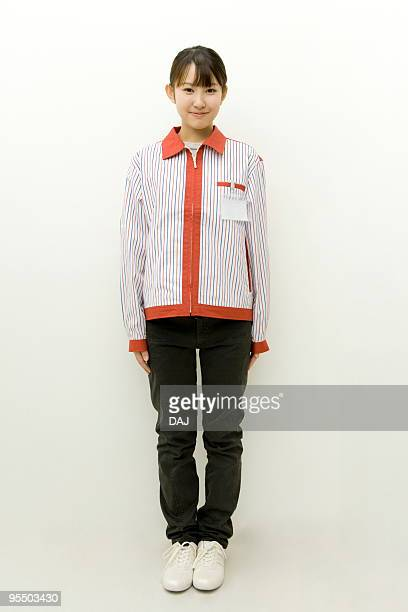 Portrait of store clerk