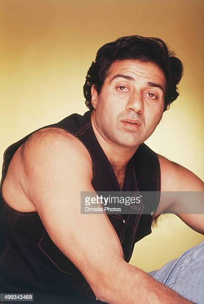 1998 Portrait of Sunny Deol