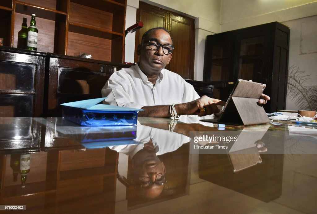Profile Shoot Of Supreme Court Judge Jasti Chelameswar