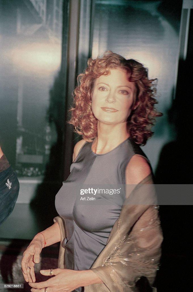 Susan Sarandon : News Photo