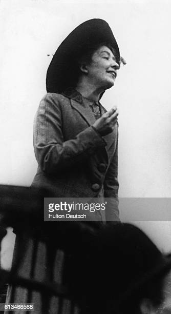 Portrait Of Sylvia Pankhurst 1889