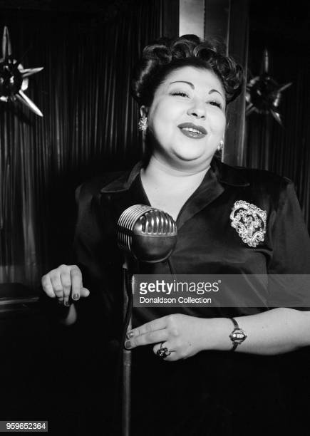 Portrait of Sylvia Syms Little Casino New York NY ca June 1947