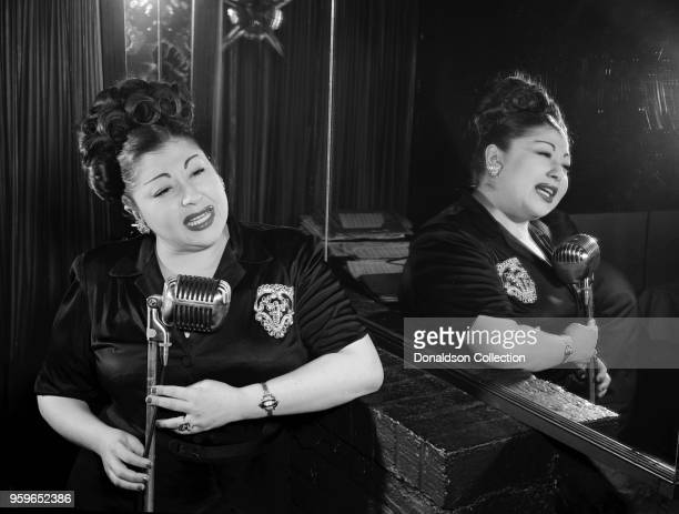 Portrait of Sylvia Syms, Little Casino, New York, N.Y., ca. June 1947.