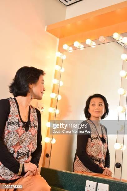 Portrait of Taiwanese actress-director Sylvia Chang Ai-chia in Tsim Sha Tsui. 05APR15 [2015 48HRS]