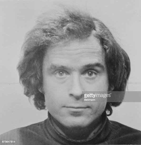 Portrait of Ted Bundy.