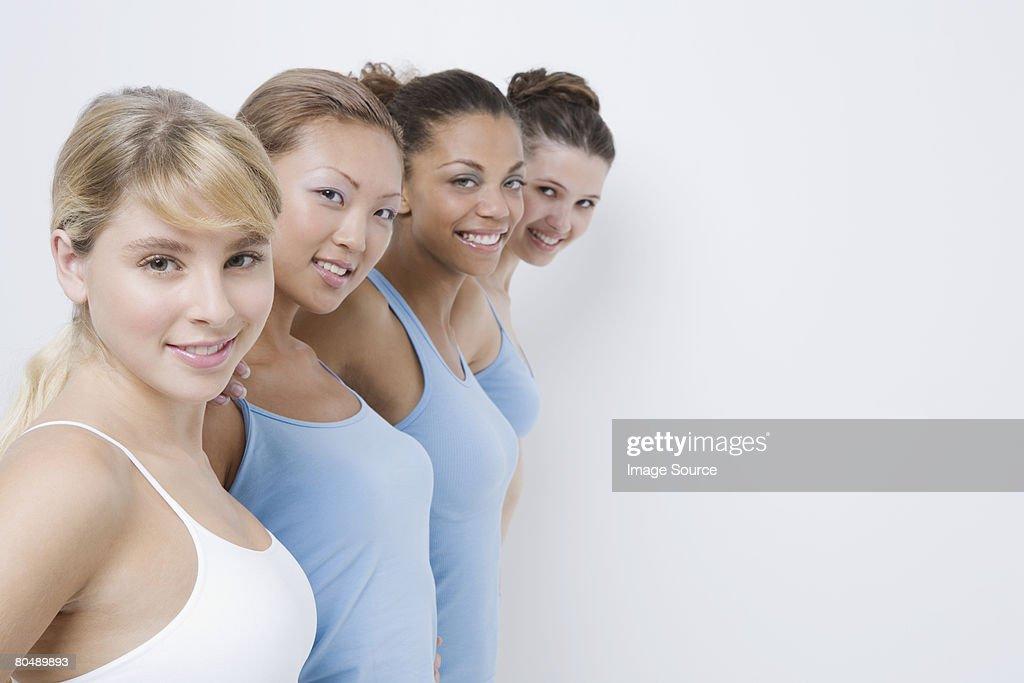 Teenager In UnterwäSche