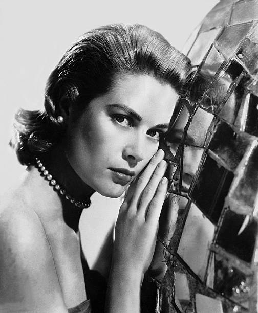 Grace Kelly Around 1954-1955