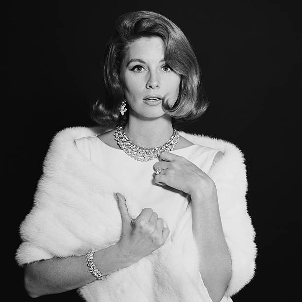 Portrait Of Suzy Parker