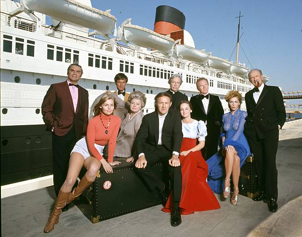 Cast Of 'The Poseidon Adventure' Pictures