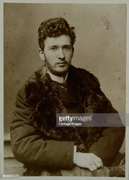Portrait of the composer Ferruccio Busoni Found in the Collection of Philharmonie de Paris