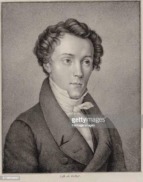 Portrait of the composer Friedrich Ernst Fesca 1830 Private CollectionFine Art Images/Heritage Images/Getty Images