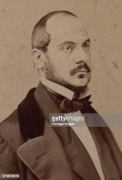 Portrait of the composer Jean-Baptiste Arban , 1880s. Private Collection.