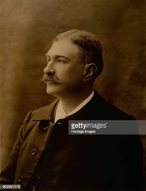 Portrait of the composer Jules Massenet Found in the Collection of Philharmonie de Paris