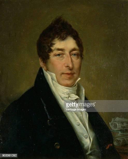Portrait of the composer Rodolphe Kreutzer Found in the Collection of Philharmonie de Paris