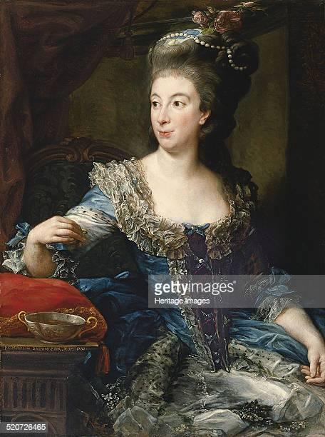 Portrait of the Countess Maria Benedetta di San Martino Found in the collection of ThyssenBornemisza Collections