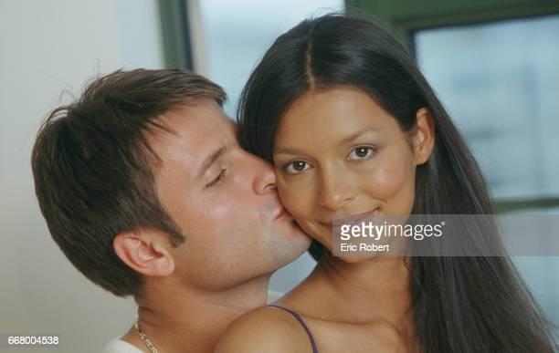 Portrait of the couple