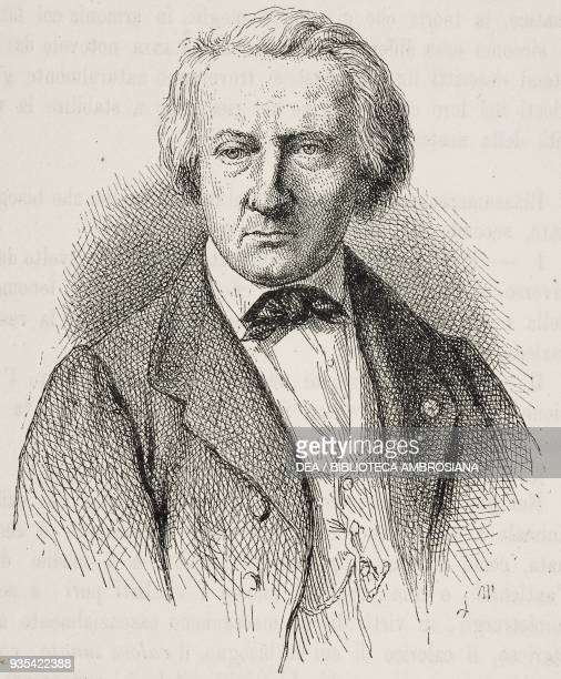 Portrait of the French chemist and physicist Henri Victor Regnault illustration by L Massard from Know Yourself Notions of physiology to youth and...