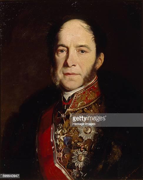 Portrait of the General admiral Kondrati Kondratievich Stoffregen 1867 Found in the collection of Regional Art Museum Simferopol Artist Zaryanko...