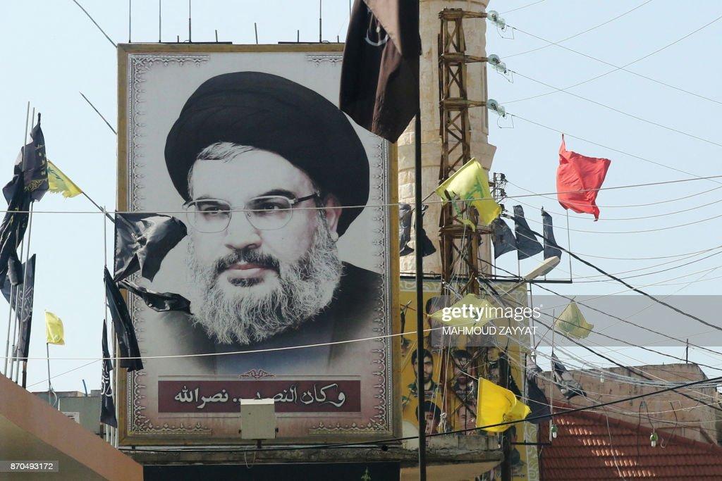 LEBANON-POLITICS-HEZBOLLAH : News Photo