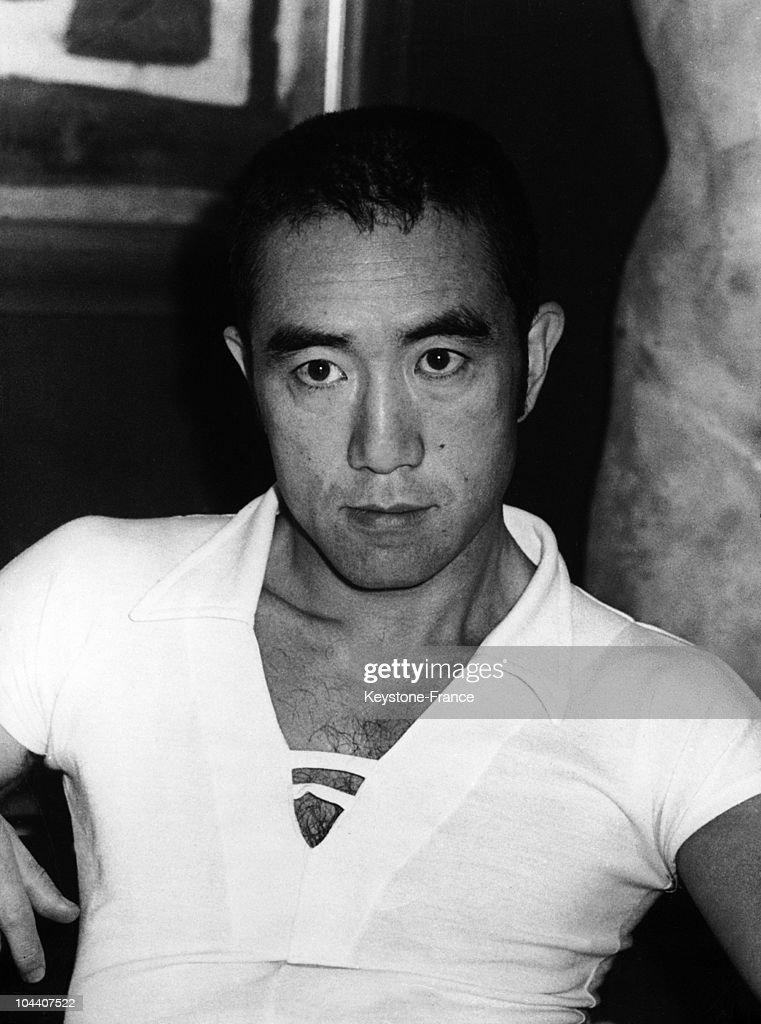 Yukio Mishima 1970 : News Photo