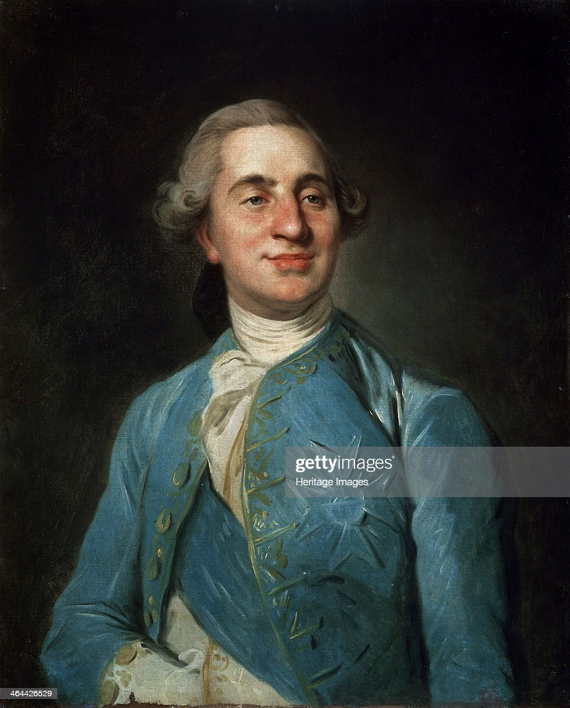 Portrait of the King Louis XVI (1754-1793). Artist: Duplessis ...